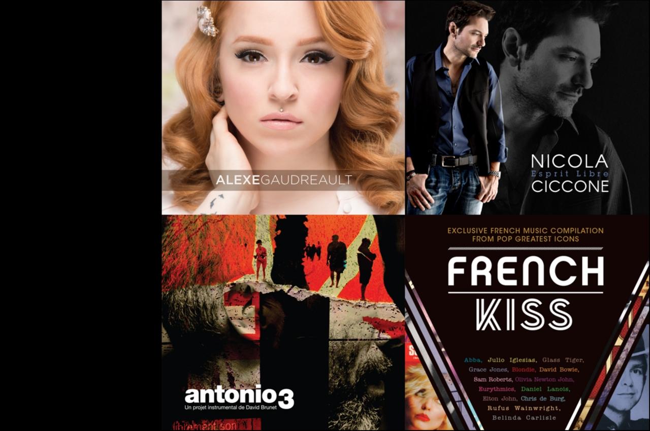 alexe gaudreault, Nicola Ciccone, Antonio, French Kiss