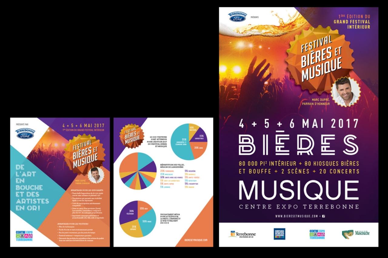 Festival bières et musique